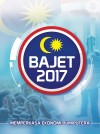 BAJET 2017 Memperkasa Ekonomi Bumiputera - text