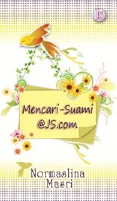 Mencari-suami@js.com by Normaslina Masri from Jemari Seni Sdn. Bhd. in Romance category