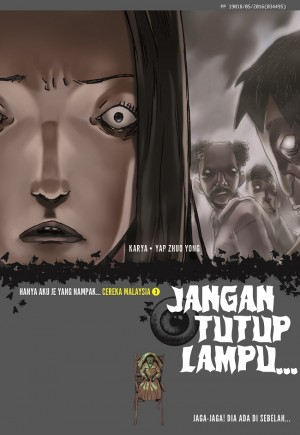 Jangan Tutup Lampu... 06: Malaysia 3 by Yap Zhuo Yong from KADOKAWA GEMPAK STARZ SDN BHD in Comics category