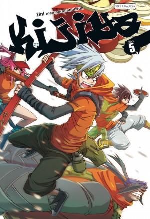 KIJIYA:05 by Zint from KADOKAWA GEMPAK STARZ SDN BHD in Comics category