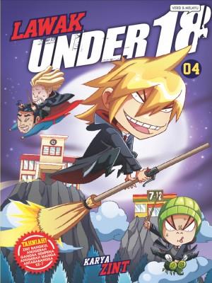 Lawak Under 18 - 04 by Zint from KADOKAWA GEMPAK STARZ SDN BHD in Comics category