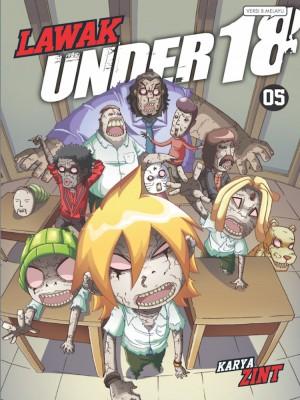 Lawak Under 18 - 05 by Zint from KADOKAWA GEMPAK STARZ SDN BHD in Comics category