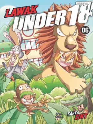 Lawak Under 18 - 06 by Zint from KADOKAWA GEMPAK STARZ SDN BHD in Comics category