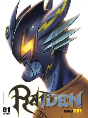 Raiden 01 by Zint from KADOKAWA GEMPAK STARZ SDN BHD in Comics category