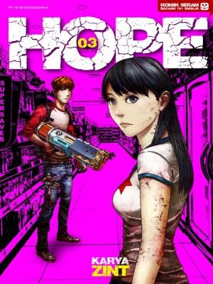 HOPE 03 by Zint from KADOKAWA GEMPAK STARZ SDN BHD in Comics category
