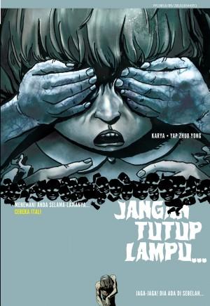 JANGAN TUTUP LAMPU... 16: ITALI by Yap Zhuo Yong from KADOKAWA GEMPAK STARZ SDN BHD in Comics category