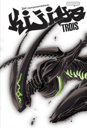 KIJIYA TROIS 03 by Zint from KADOKAWA GEMPAK STARZ SDN BHD in Comics category