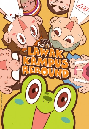 Lawak Kampus 02 by Keith from KADOKAWA GEMPAK STARZ SDN BHD in Comics category