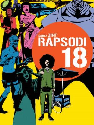 RAPSODI 18 by Zint from KADOKAWA GEMPAK STARZ SDN BHD in Comics category