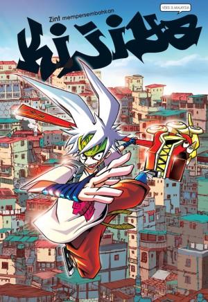 KIJIYA 01 by Zint from KADOKAWA GEMPAK STARZ SDN BHD in Comics category