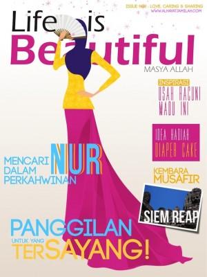 Life is Beautiful Magazine by alhayatjamilah.com from Life is Beautiful in Magazine category