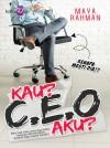 Kau? CEO Aku? - text