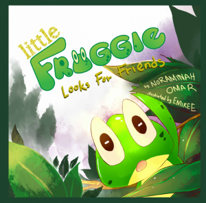 Little Froggie; Looks for friends by NORAMINAH OMAR, EMIREE RAHIM from BookCapital in Children category