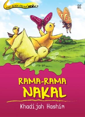 Rama-Rama Nakal by Khadijah Hashim from K PUBLISHING SDN BHD in Children category