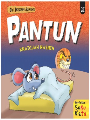 Siri Indahnya Bahasaku - Pantun by Khadijah Hashim from K PUBLISHING SDN BHD in Children category