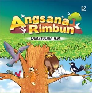 Angsana Rimbun by Khadijah Hashim from K PUBLISHING SDN BHD in Children category