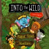 Into the Wild: The Magical Forest Adventures (Learn English) - text