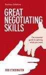 BSS: Great Negotiating Skills - text