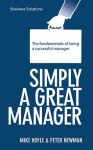 BSS: Simply a Great Manager - text