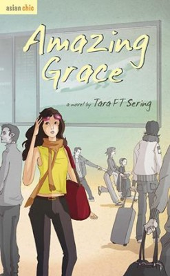 Amazing Grace by Tara FT Sering from Marshall Cavendish International (Asia) Pte Ltd in Chick-Lit category