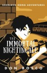 Sherlock Hong: The Immortal Nightingale - text