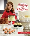 Baking with Chef Zan - text