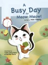 A Busy Day for Meow Meow - text