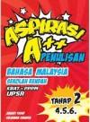 Aspirasi A++: Penulisan Tahap 2 (UPSR)