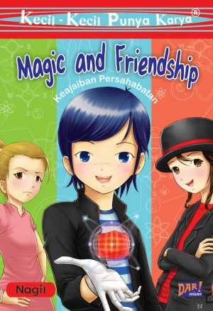 KKPK: Misteri Cermin Pengisap by Hanifah Budhiyanto from Mizan Publika, PT in Children category
