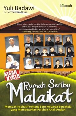 Rumah Seribu Malaikat by Yuli Badawi & Hermawan Aksan from Mizan Publika, PT in General Novel category