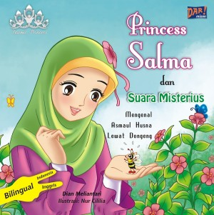PRINCESS SALMA DAN SUARA MISTERIUS by Dian Meliantari from Mizan Publika, PT in General Novel category