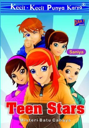 KKPK: Teenstars by Saniya from Mizan Publika, PT in General Novel category
