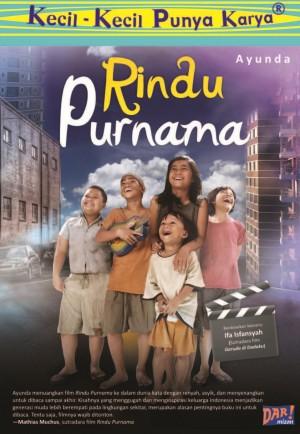 KKPK: Rindu Purnama  by Ayunda from Mizan Publika, PT in General Novel category