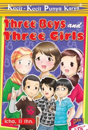 KKPK Three Boys and Three Girls by Annisa Humairani from Mizan Publika, PT in General Novel category