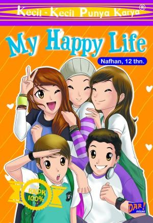 KKPK: My Happy Life by Nafhan N  Qodri from Mizan Publika, PT in Children category