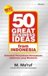 50 Great Bussines Ideas form Indonesia by M .Ma'ruf from  in  category