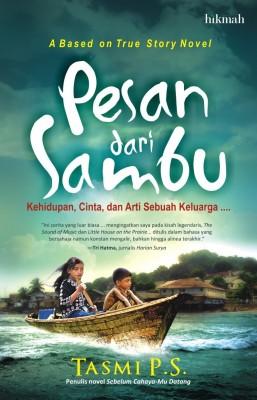 Pesan dari Sambu by Tasmi P.S. from Mizan Publika, PT in General Novel category