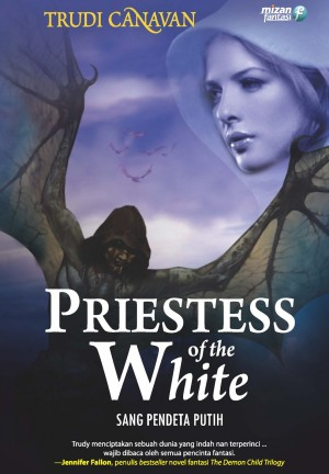 Priestess of the White by Trudi Canavan  from Mizan Publika, PT in Teen Novel category