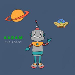 AADAM THE ROBOT