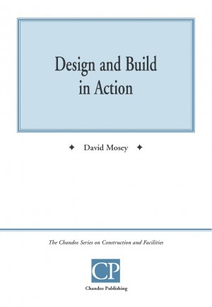 Design and Build in Action by David  Mosey from m-y books ltd in Law category