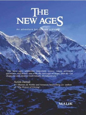 The New Ages by Malik from Sterling Publishers Pvt Ltd in Teen Novel category