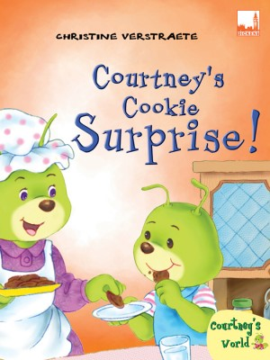 Courtney's Cookie Surprise!