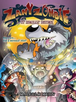 Zany Zombie-It Really Bites