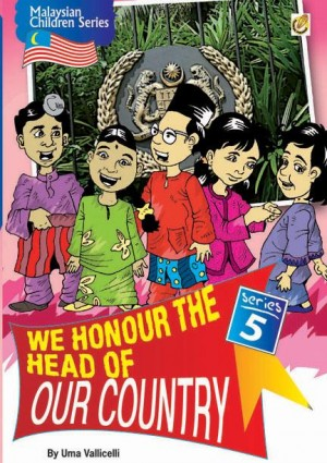 We Honour The Head Of Our Country Series 5