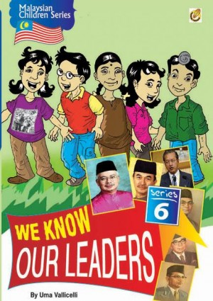 We Know Our Leaders Series 6