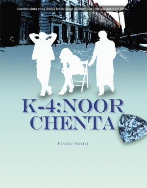 K-4 : Noor Chenta by Elzara Hariri from K Four Publishing in General Novel category