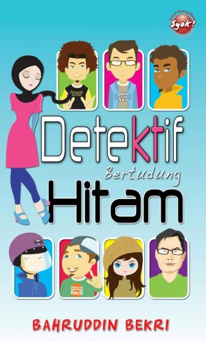 Detektif Bertudung Hitam by Bahruddin Bekri from PTS Publications in Teen Novel category