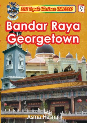 Bandar Raya Georgetown by Asma Hasna from Mika Cemerlang Sdn Bhd in Children category