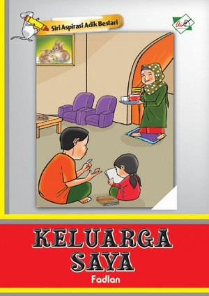 Keluarga Saya by Fadlan from Mika Cemerlang Sdn Bhd in Tots & Toddlers category
