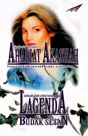Lagenda Budak Setan by Ahadiat Akashah from roket kertas sdn bhd in Romance category